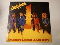 Dokken – Under Lock And Key - Vinyl LP 1985