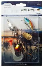 Fladen Spinners Grub and Plug 5g - 8g Pike Perch Trout Salmon Bass Fishing B
