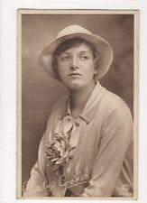 Gladys Cooper Actress 1918  Postcard 531a