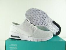 Nike SB Stefan Janoski Max Triple White UK_3.5 US_4 Eur 36