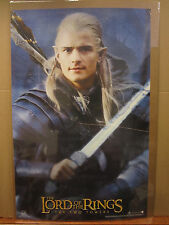 vintage Lord of the Rings The Two Towers 2002 poster   4342