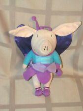 Olivia the Pig Dressed As a Fairy Plush