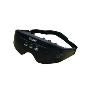 Osaki Portable Eye Massager 22 Pressure Points Acupuncture Simulating Fingers