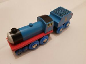Thomas The Tank Engine & Friends WOODEN EDWARD TRAIN WOOD BRIO COMBINED P&P