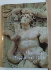 livre les chefs d œuvre des Musées de Pergane et Bode