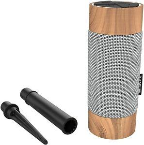 KitSound KSDIGGIT Diggit Outdoor Freestanding Bluetooth Garden Speaker