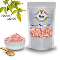 200g Rosa Natursalz Himalaya Salz aus Pakistan Grob 3,0-5,0mm Kristallsalz Pink