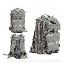 Backpack Shoulder Bag Outdoor Military Sport Travel Camping Hiking Rucksack 30L