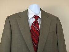 Ermenegildo Zegna Neiman Marcus Sports Coat Suit Jacket Gold 44 Regular