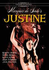 Jess Franco's Marquis de Sade Justine movie poster print