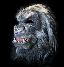 Bigfoot Sasquatch Human Ancestor Gorilla Giant Ape Adult Halloween Latex Mask