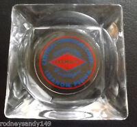 Vintage Central Chemical Corp.  Lebanon Pa.  Glass Ashtray