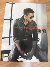 JAY PARK - TAKE A DEEPER LOOK [ORIGINAL POSTER] K-POP