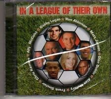 (CR704) In A League Of Their Own, 15 tracks various artists - 2002 sealed CD