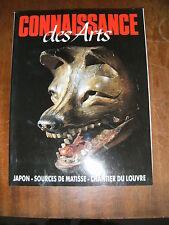 Connaissance des arts N°468 Beatus et jazz Art japonais Sources de Matisse