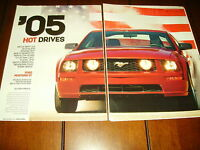 2005 FORD MUSTANG GT  ***ORIGINAL ARTICLE***