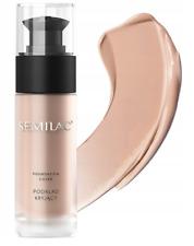 SEMILAC Matting Foundation Cover Fluid 30ml Make Up PL