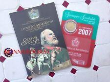 2 Euro CC BU Saint-Marin 2007 - Giuseppe Garibaldi