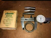 NOS Jacobs Chuck repair Jaw and Threaded Nut Set (see measurements) Never Used!