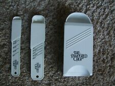 PAMPERED CHEF EUC ADJUSTABLE MEASURING SPOONS & SCOOP OLD STYLE DISCONTINUED NR