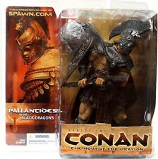 The Hour of the Dragon Series 2 Pallantides of the Black Dragon Action Figure