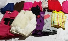 Lot Girls Size 5/6 Clothing Clothes Jackets Long Sleeve Shirts Everyday Outfits