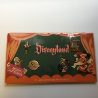 DisneyShopping.com Disneyland Advent Calendar Holiday Series 4 Disney Pin 42452