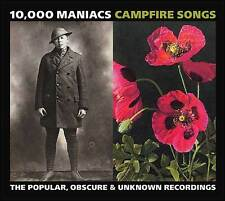 Campfire Songs: Popular Obscure Unknown Recor - 10,000 Maniacs - CD New Sealed