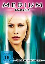 Medium - Season 5, Vol. 1 [2 DVDs] von Aaron Lipstadt, Ro... | DVD | Zustand gut