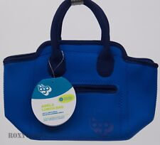 BYO Built Bring Your Own Dark Blue Insulated Lunch Bag Tote NWT