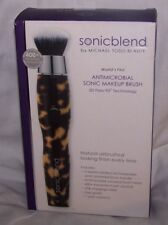 Michael Todd Sonicblend Antimicrobial Sonic Makeup Brush, Tortoise