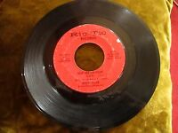 Northern Soul 45 EDWIN STARR Stop Her On Sight (S.O.S) RIC-TIC G+/VG