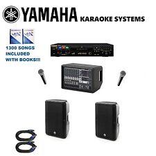 Yamaha Karaoke System Professional Karaoke Machine HDMI Karaoke Player Quality