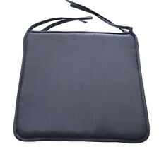 with Tie On Garden Pillows 1/2/4PC Square Thick Chair Seat Cushion Pads Cushion,