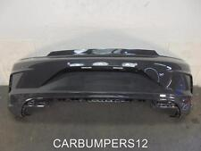 VW SCIROCCO R LINE REAR BUMPER WITH P.D.C HOLES - 2014 - ONWARDS GEN VW PART *A4
