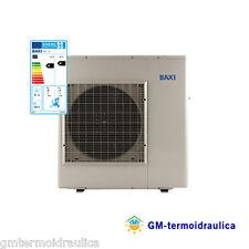 Pompa di Calore Refrigerante Inverter Chiller Baxi PBM-i + 10 9,80 kW Classe A++