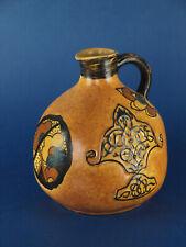 Vintage George Clews Chameleon Ware Persian Art Jug