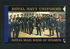 2009 Dx47 Royal Navy uniforms Prestige booklet - No Stamps