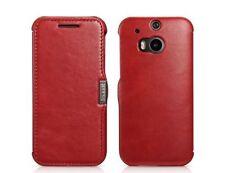 Rote Taschen mit Kartenfach für HTC Handys