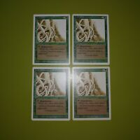 Worms of the Earth X1  The Dark Ed Signed by Anson Maddocks Magic the Gathering