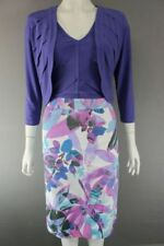 Polyester Floral Calf Length Suits & Suit Separates for Women