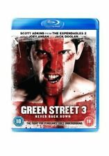 GREEN STREET 3: NEVER BACK DOWN NEW REGION B BLU-RAY
