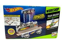 Hot Wheels Workshop Track Builder Digital Speedometer - Rare New