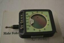 Mahr Federal 2033111 Maxum Iii Digitial Indicator