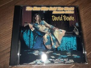 David Bowie - THE MAN WHO SOLD THE WORLD - Alternate Edition - CD Album