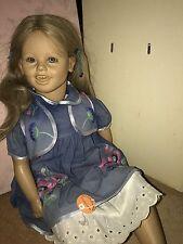Annette Himstedt Puppe Lisa mit Originalkarton selten LISA   Himstedt