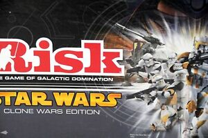 Replacement Parts Star Wars RISK Clone Wars Parker Brothers 2005 YOUR CHOICE