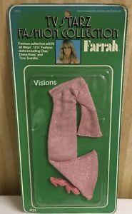 RARE 1977 TV Starz Farrah,s Fashion Collection, Visions, Mego Toys, NRFB