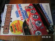 1µ? Revue Echappement n°150 R5 Alpine turbo Ferrari 308 GTB Andruet / Frequelin