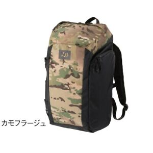 Daiwa X-Pac back pack (A) camouflage